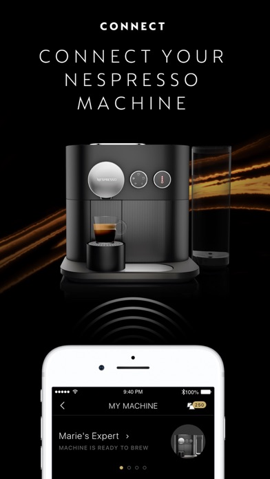Nespresso review screenshots