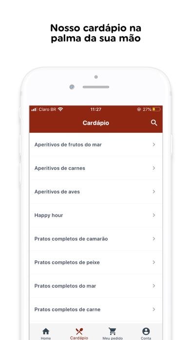 Camarão Manezinho screenshot 3
