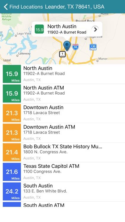 Capitol CU Mobile screenshot-5