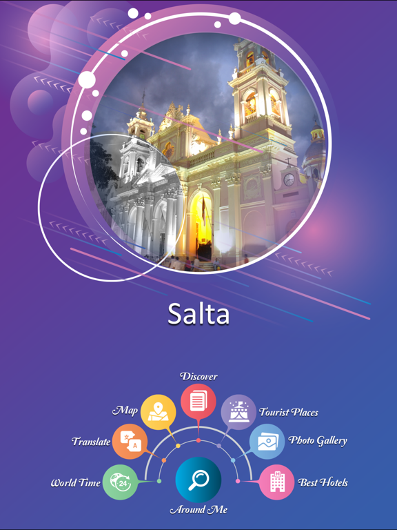 Salta Tourism Guide screenshot 7