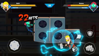 Stick Superhero: Offline Gamesのおすすめ画像3