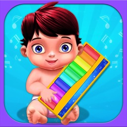 Baby Piano And Nursery Rhymes