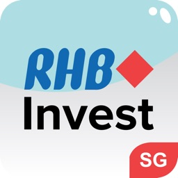 RHBInvest SG 2.0 for iPhone