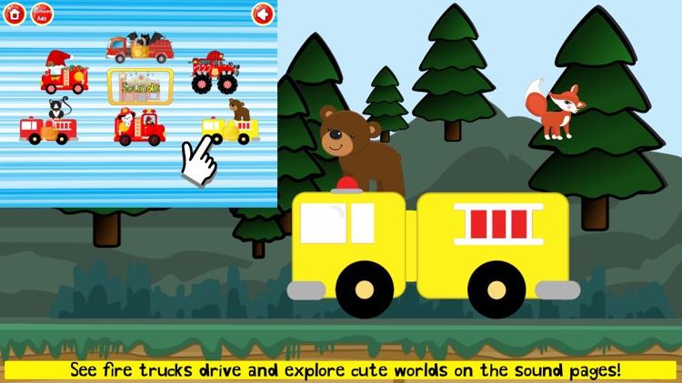 Fire-Trucks Game for Kids FULL screenshot-5