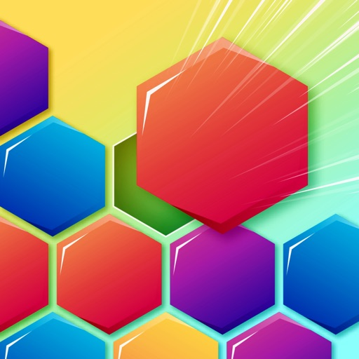 Hexagon Blitz - Skillz Puzzle icon