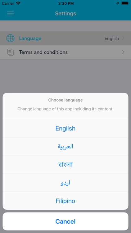 Talyaa تاليا -Taxi Booking App screenshot-8
