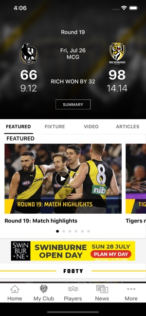 Richmond Official App on the App Store