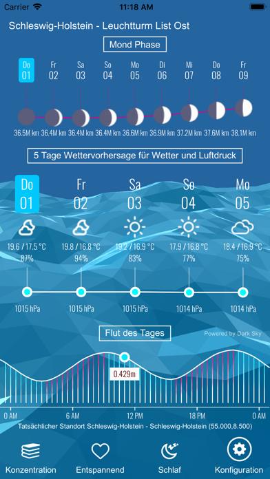 Harmonium - KlangtherapieScreenshot von 2