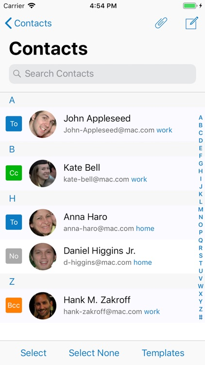 ContactsXL Lite screenshot-8