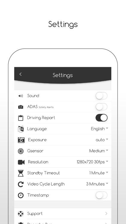 Dride for Garmin | Virb screenshot-6