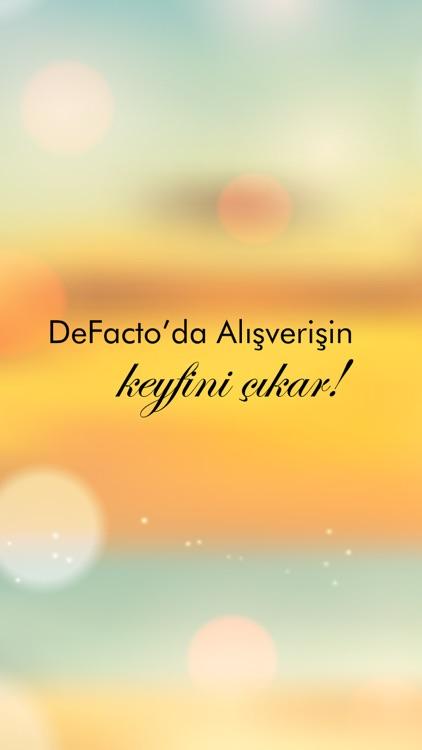 DeFacto - Giyim & Alışveriş screenshot-7