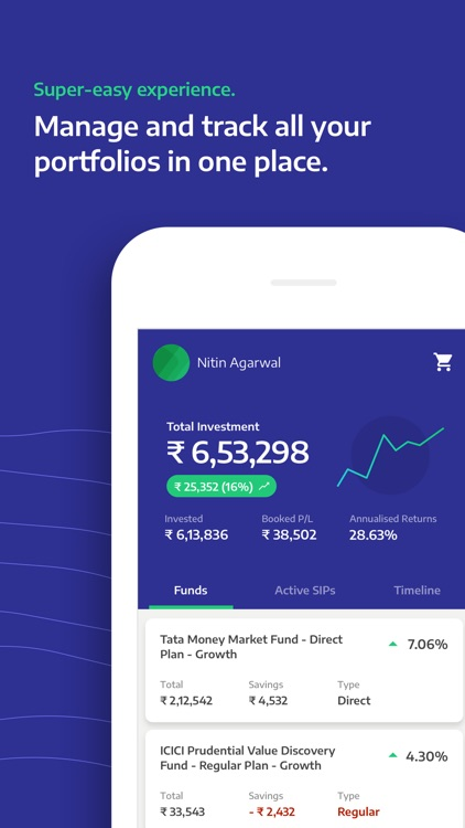 Orowealth: Direct Mutual Funds