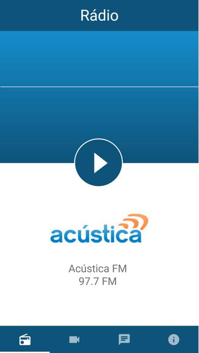 Acustica FM screenshot one