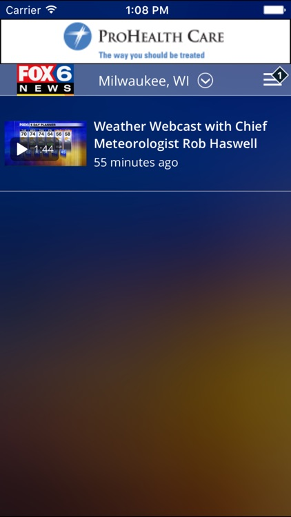 FOX6 Milwaukee Weather screenshot-4