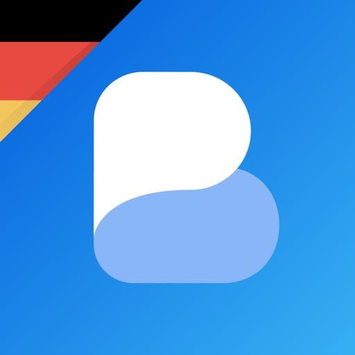 Busuu - Learn to speak German app logo