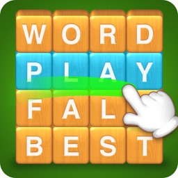 Word Fall - Puzzle Word Game