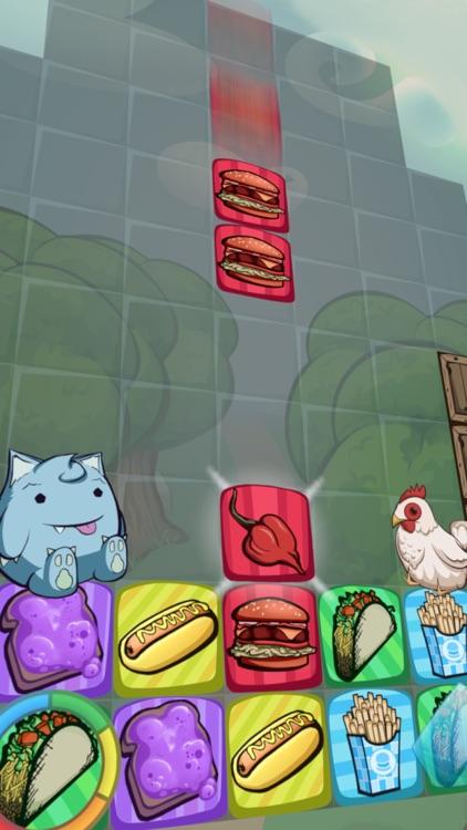 Munchie Match - Stacking Games screenshot-0