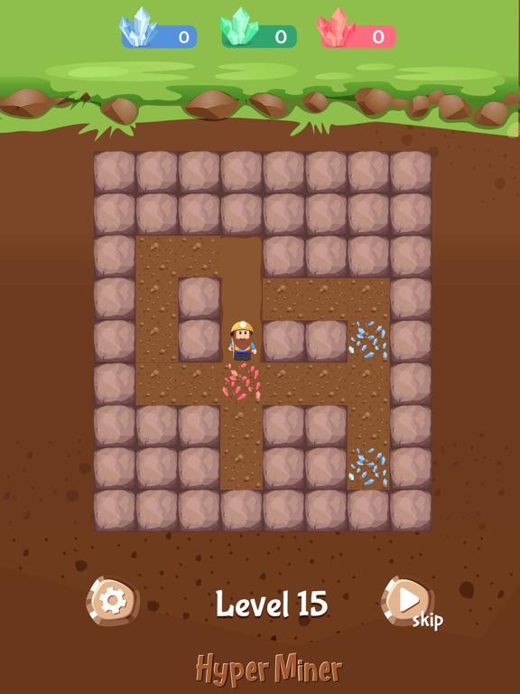 Hyperminer screenshot 8