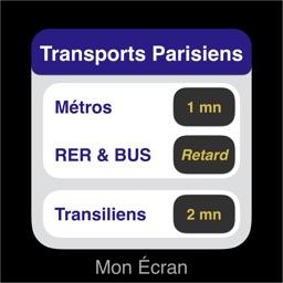 Mon Écran — Paris Schedules &+