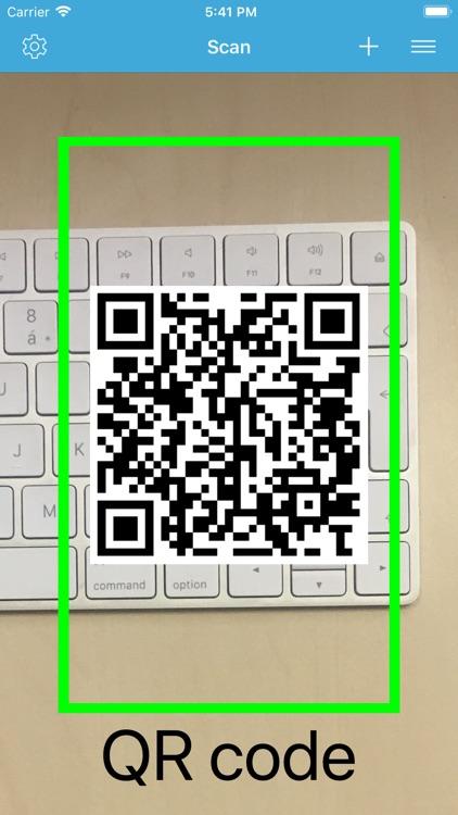 Barcode & QR code - Pro