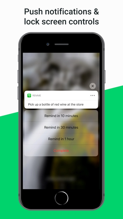 RemMe: Simple Remind Me