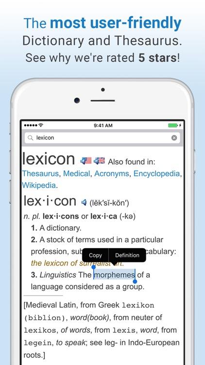 Dictionary. screenshot-4