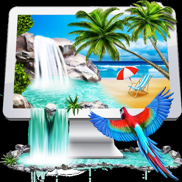 Live Desktop Live Wallpapers On The Mac App Store