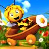 Maya the Bee: The Nutty Race