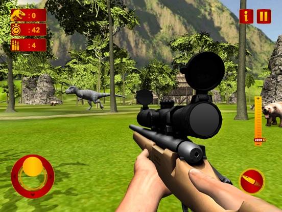 Wild Dino Hunter screenshot 7