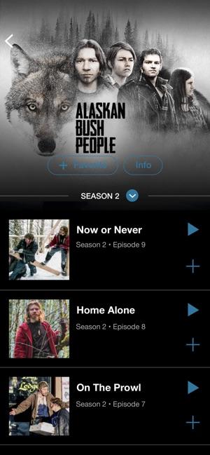 Discovery GO en App Store