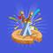 App Icon for Knife Shoot Pro App in Denmark IOS App Store