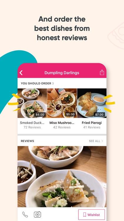 Burpple - Food Reviews & Deals screenshot-3
