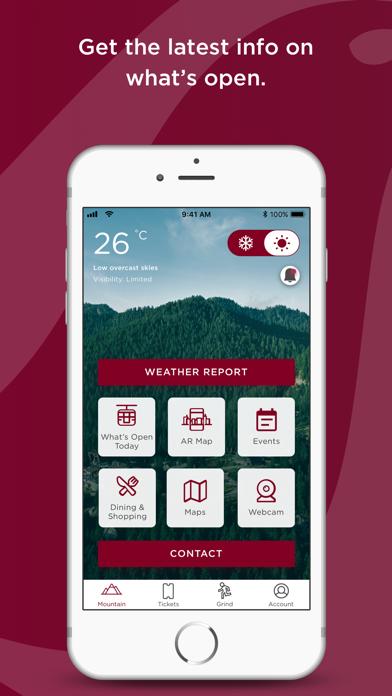 Grouse Mountain Resort screenshot two