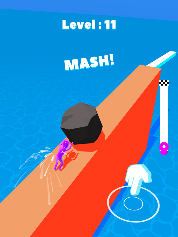 Crazy Race!! screenshot 5