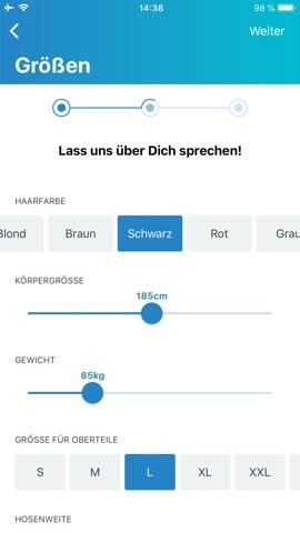 341e87273a0052 OUTFITTERY Dein Stil. Dein Weg - App - iTunes Deutschland
