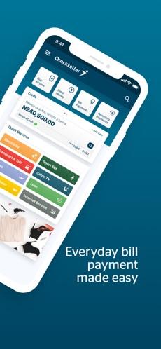 Quickteller - Payments & Wallet Mobile App