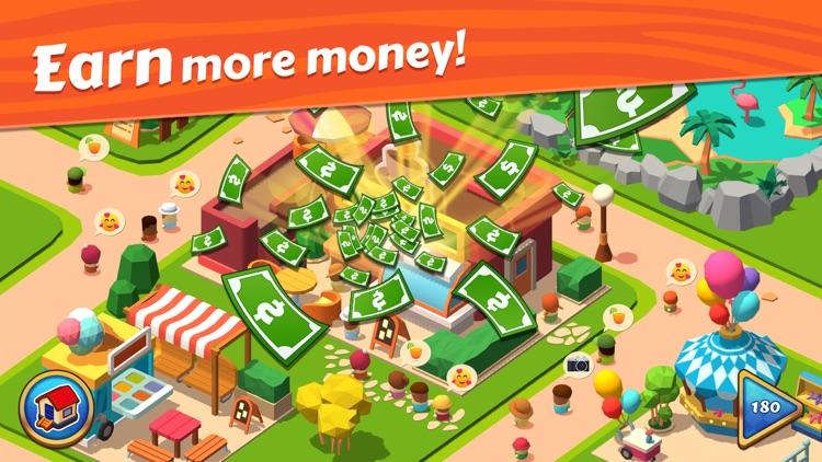 Zoo Mania: Mahjong Solitaire screenshot-4