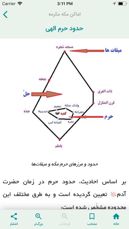 Miqat (for Hajj & Umrah deeds) screenshot-4