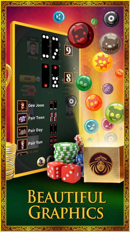 Paigow - KK Pai Gow (No Ads) screenshot-2