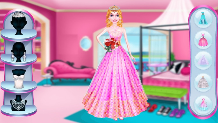 Unicorn Princess Makeup Salon screenshot-5