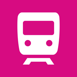 Ícone do app City Rail Map - Travel Offline