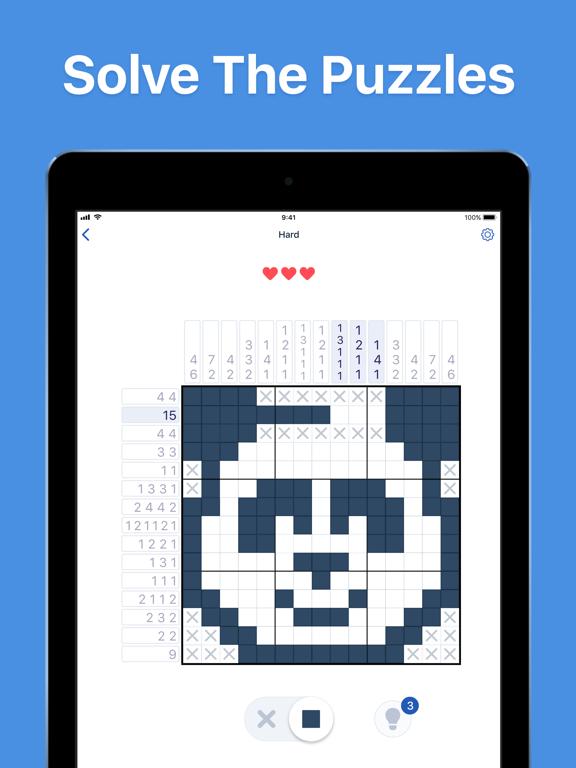 Nonogram - Picture Cross Game screenshot 1