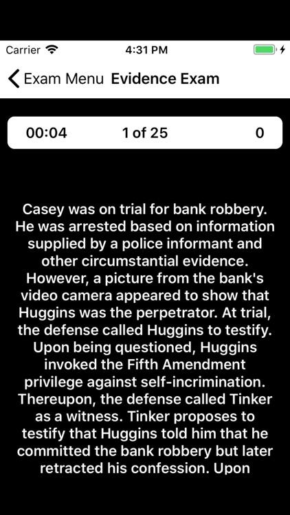 Bar Exam Buddy 2020 screenshot-3