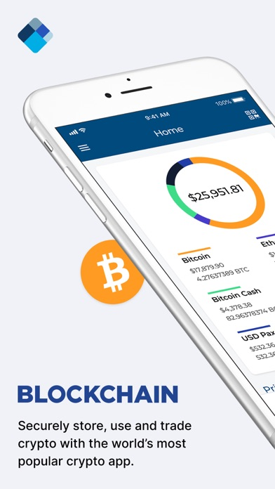 Blockchain Wallet: Bitcoin