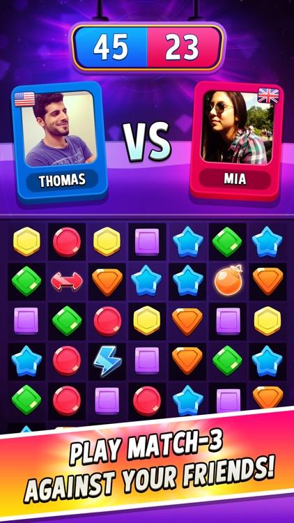 Match Masters - Online Match 3 screenshot-0