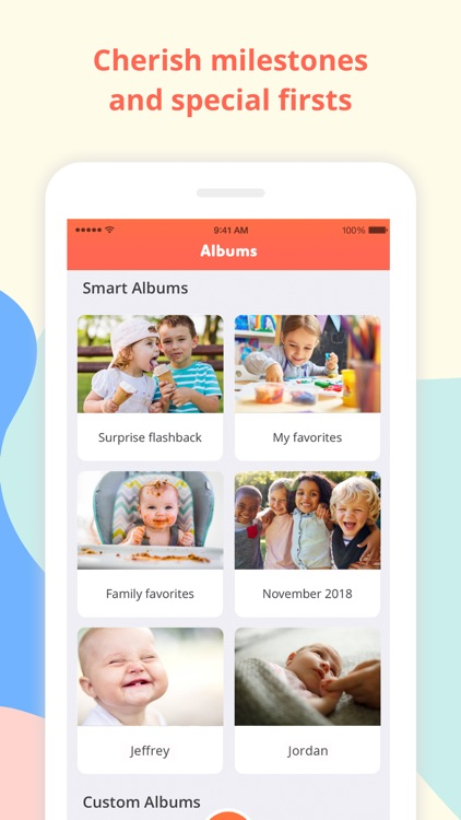 Tinybeans Baby & Family Album screenshot-3