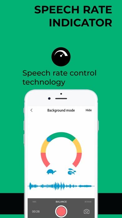 SPEECH THERAPY, STUTTER, DAF Screenshot