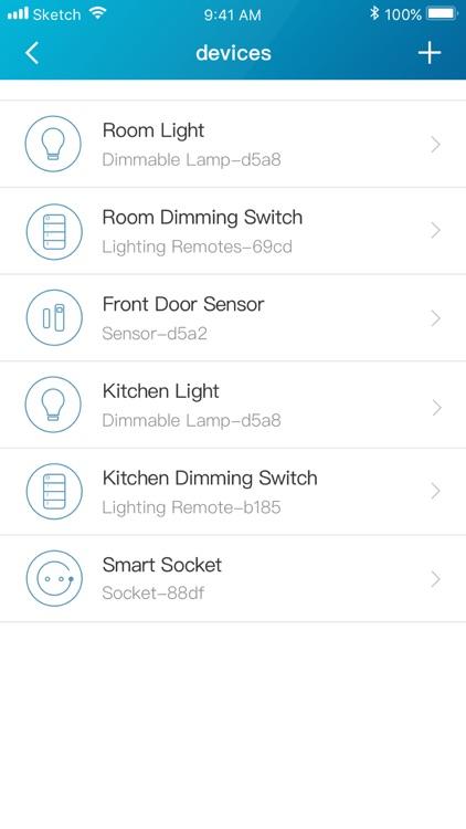 ingeniumZB-Smart Home screenshot-4