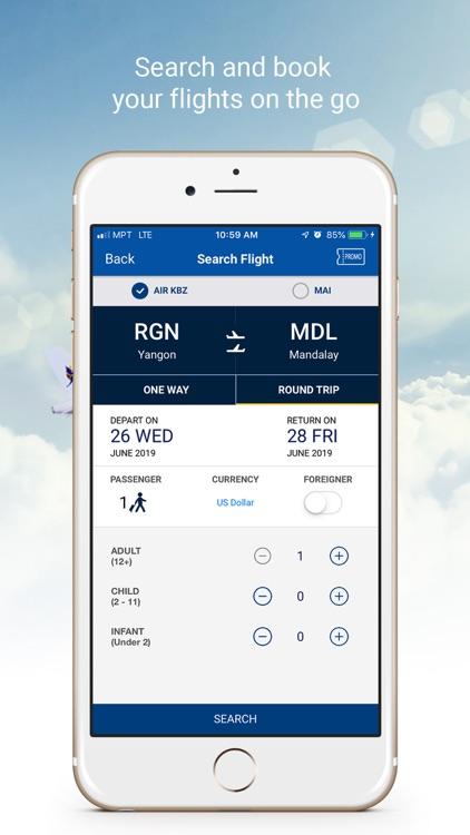 AIR KBZ & MAI screenshot-3