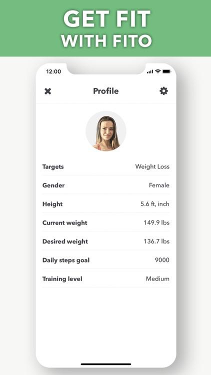 Fito: Walking & Weight Loss screenshot-5